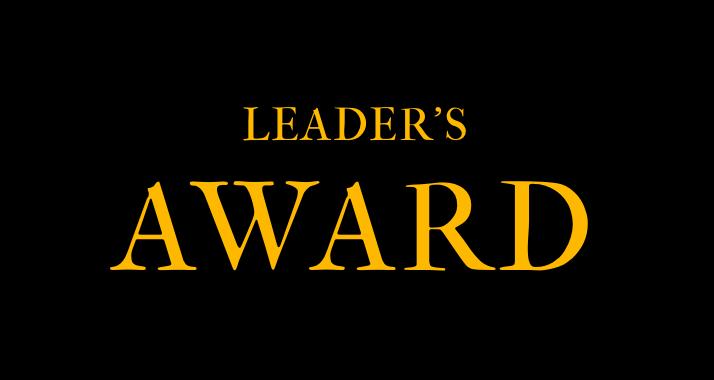 LEADERS AWARD
