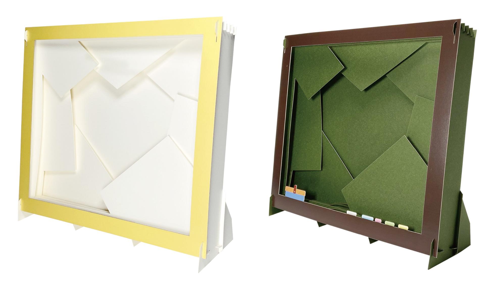 3D手作りアルバムキット|寄せ書きボードのアイキャッチ画像